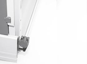 LS BOX  Стабилизатор L=450 (2рейки + штанга1200мм + 2крепл + 2шестер + шурупы)