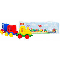 """Паравозик """"Kid cars"""" 3 шт. (39260)"""