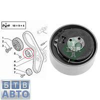 Ролік ГРМ натяжний Fiat Doblo 1.2-1.4 8v 2000-2011 (Ina 531 0778 10), фото 1