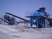 Монтаж\демонтаж и наладка дробильных сортировочных комплексов