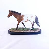 """Статуэтка """"Рыжий конь в яблочко"""" 35*23*11,5 см SM00503-2"""