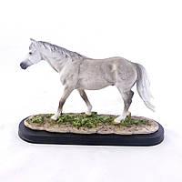 "Статуэтка ""Серый конь"" 35*23*11,5 см Гранд Презент SM00503"
