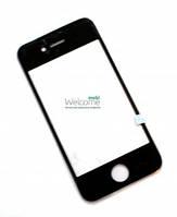 Iphone4S стекло black orig