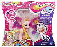 """Пони """"Делюкс"""" с волшебными крыльями My little Pony Hasbro B0358"""
