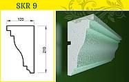 Карниз фасадный (подшивка крыши), в/ш, мм: 210 / 120
