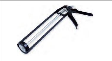 Пистолет скелетный 300 мл QPT