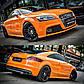Глянцевая пленка Arlon Focus Orange, фото 3