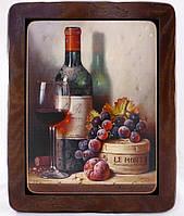 """Картина """"Вино"""" 29х36"""