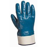 Перчатки МБС (нитриловые)  твердый манжет