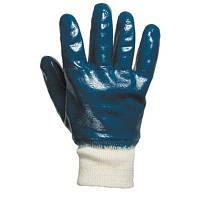Перчатки МБС (нитриловые) мягкий манжет