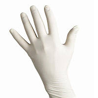 Перчатки медицинские латексные (опудренные) М, L, XL