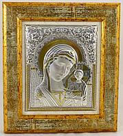 Икона Казанская в деревянной рамке Гранд Презент 3042