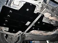 Защита двигателя и КПП Кольчуга Mercedes E-Class W211 2002-2009 Сталь 2 мм.