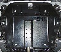 Защита двигателя и КПП Кольчуга Jac J6 2013- Сталь 2 мм.