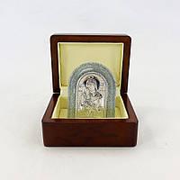 Икона Милостивая в деревянной шкатулке Гранд Презент 202