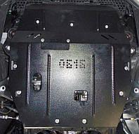 Защита двигателя и КПП Кольчуга Jac S3 2015- Сталь 2 мм.