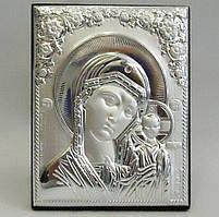 Икона Казанская Божией матери на деревянной основе Гранд Презент 1022