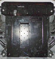 Защита двигателя и КПП Кольчуга Zotye Z100 2015- Сталь 2 мм.