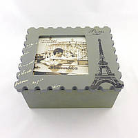 Шкатулка – почтовая марка