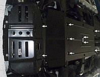 Защита днища Кольчуга Great Wall Wingle 2014- Сталь 2 мм.