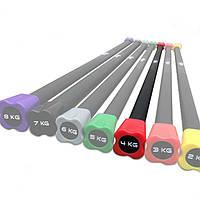 Гимнастическая палка Бодибар FITEX 4 кг