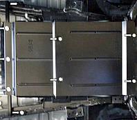 Защита АКПП и раздатки Кольчуга Mitsubishi L200 2016- Сталь 2 мм.