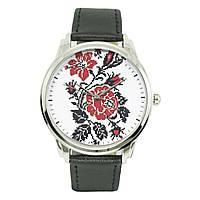 Часы ANDYWATCH наручные Цветы вишиванки