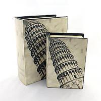Шкатулка 2х Пизанская башня