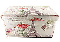 Пуфик Париж с ящиком для хранения