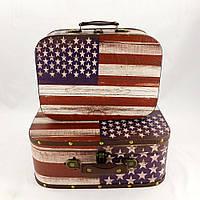 Сундук S/2 флаг США