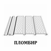 Сайдинг DOCKE Софит (Пломбир) 0,93 м2