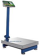 Весы товарные Jadever JBS-700М 150 кг