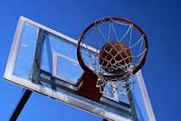 Баскетбольный щит тренировочный 1200х900 мм. ОРГСТЕКЛО