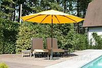 """Зонт уличный """"Соло""""  4 м для летней площадки, пляжный, для дома и сада"""