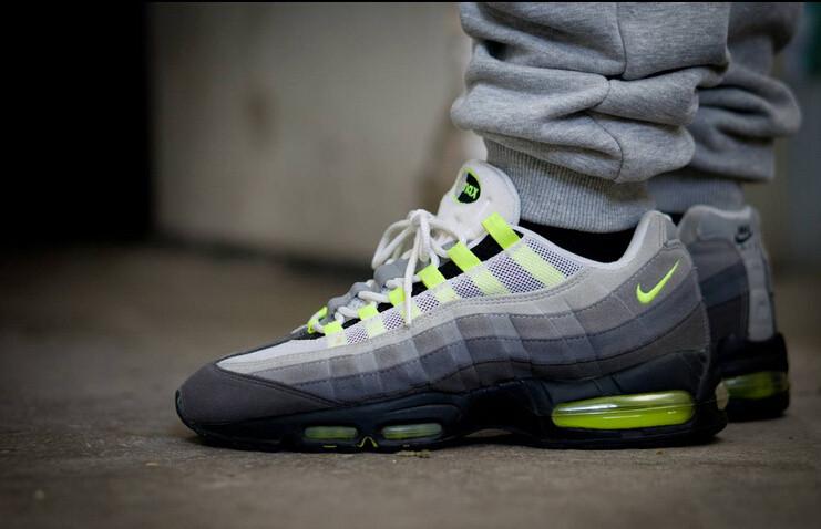 Мужские кроссовки Nike Air Max 95 OG