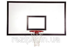 Баскетбольный щит игровой 1800Х1050ММ ФАНЕРА