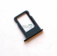 IPhone5 sim tray black orig