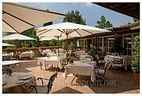 """Зонт """"Прага"""" прямоугольный 3х4м, для летнего кафе или пляжного бара"""