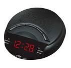 Настольные часы c радио и LED дисплеем VST-903