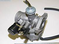 Карбюратор квадроцикл с дельтовским двигателем 110 сс