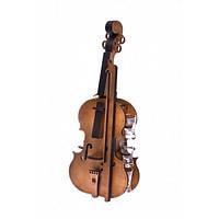 Мини-бар Скрипка с рюмками 495*200*230мм