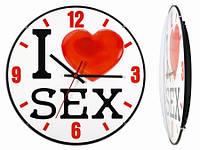 Часы Настенные Монтрэ I LOVE SEX