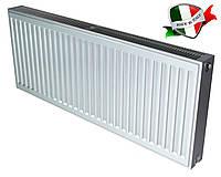 Стальной радиатор Tiberis тип 22 500х1300 (боковое подключение)