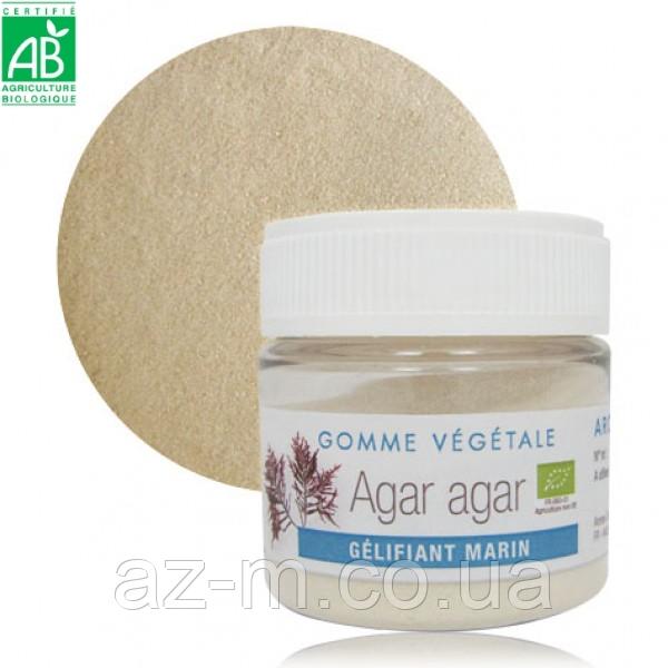 Агар агара камедь (Agar agar) BIO, 20 г