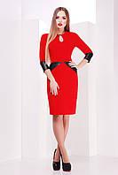 Платье Макбет - красный