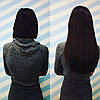 Фото работ по наращиванию волос