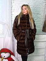 Купить норковую шубу поперечку 46 48 Киев Харьков