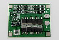 BMS Контроллер (плата защиты) 3S Li-Ion 18650 12.6V 25A с БАЛАНСИРОМ
