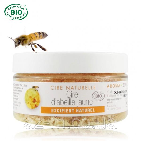 Воск пчелиный желтый (Abeille jaune) BIO