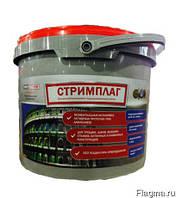 Стримплаг-ремонтная безусадочная смесь для остановки протечек